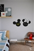 Mickey and Minnie Mouse Chalkboard Vinyl