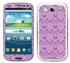 Purple Butterflies Phone Skin Decal Sticker