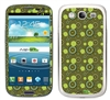 Green circles SASKIN38821 Phone Skin Decal Sticker