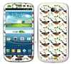 Birds and Leaves SASKIN38869 Phone Skin Decal Sticker