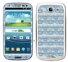 Blue Sky Clouds SASKIN38892 Phone Skin Decal Sticker