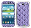 Purple Flowers SASKIN38895 Phone Skin Decal Sticker