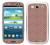 Steel Plate Pattern SASKIN38901 Phone Skin Decal Sticker
