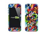 SASKIN488243 graffiti Phone Vinyl Skin Decal Sticker