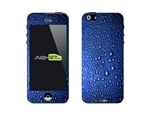 SASKIN488247 rain drops Phone Vinyl Skin Decal Sticker