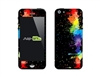SASKIN488248 paint splashes Phone Vinyl Skin Decal Sticker