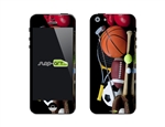 SASKIN488270 sports Phone Vinyl Skin Decal Sticker