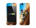 SASKIN488271 dirtbike Phone Vinyl Skin Decal Sticker