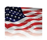 U.S. Constitution GALLERY WRAPPED CANVAS