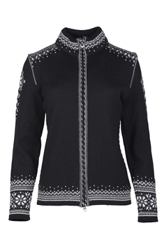 Dale of Norway - 140th Anniversary Women's jacket - black