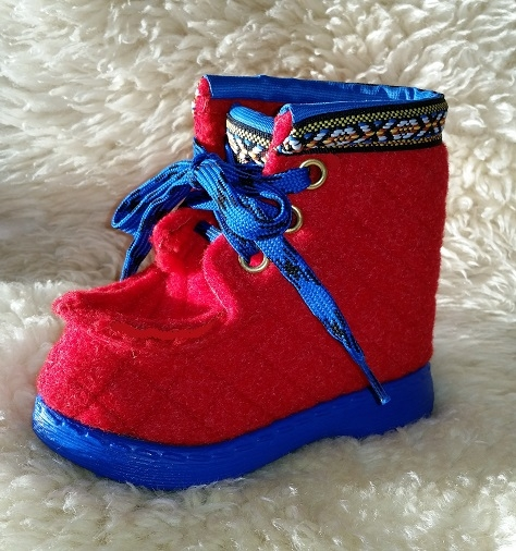 Lobben Boots - Childrens Traditional