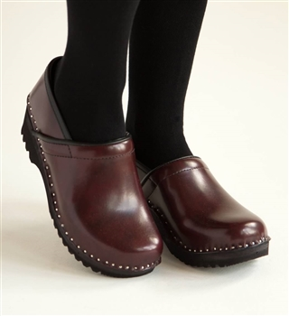 Troentorp Clogs - Van Gogh - available Black, Cocoa Nubuck, Black Cherry