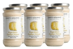 Aged White Cheddar Alfredo Pasta Sauce 6 Pack