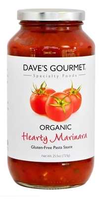 Organic Hearty Marinara