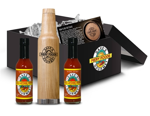 Oak Aging Hot Sauce Gift Pack