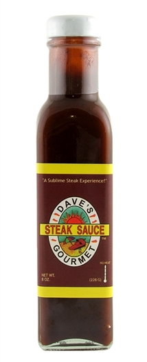 Dave's Original Steak Sauce