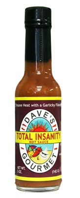 Total Insanity Sauce