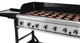 8 Burner Huge Outdoor BBQ Grill