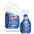 Clorox Commercial Odor Defense Spray Bottle AND 1 Gallon Refill Clean Air Scent