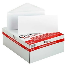 500 #10 Envelopes Gummed Flap