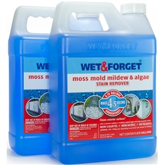 Wet & Forget Moss Mold Mildew Algae Stain Remover