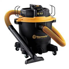 Vacmaster 12 Gallon Wet Dry Vacuum