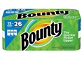 Bounty Paper Towels 15 Roll Pack