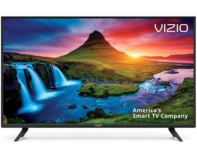 "VIZIO 40"" Smart TV D-Series HDTV"