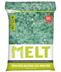 100 lbs Resealable Premium Enviro-Blend Ice Melt