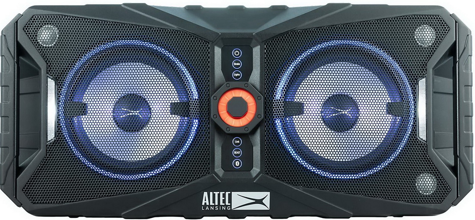 Altec Lansing Floating Bluetooth Speaker Xpedition 10 Portable Waterproof