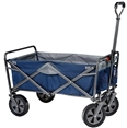 Mac Sports Folding Utility Wagon Blue