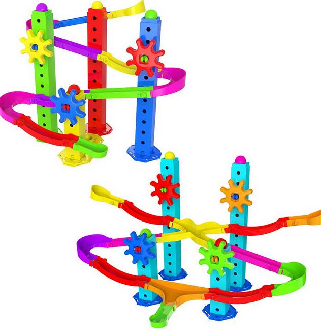 Techno Kids Fun Trax  Race Trax Construction Sets