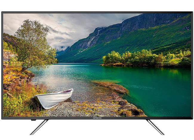 "Hitachi 40"" Class 1080p LED TV 40C311"
