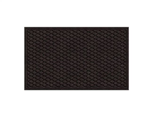 Outdoor Rubber Black Mat