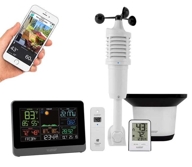 La Crosse 5-in-1 Wireless Weather Station