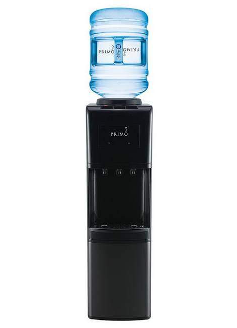 Primo Drinking Water Dispenser Cooler Hot Cold 5 Gallon