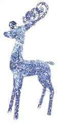"60"" Reindeer Outdoor Christmas Decoration  Pre Lit"