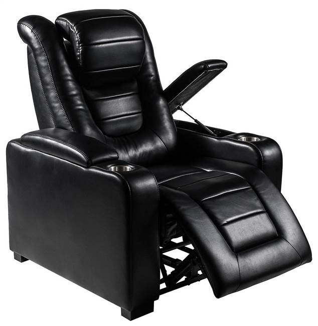 Myles Power Home Theater Recliner