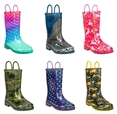 Kids Light Up Rain Boots