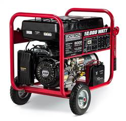 Gentron Gas Powered Electrical Generator