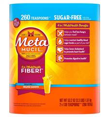 Metamucil MultiHealth Fiber 260