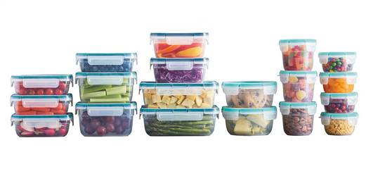 Snapware 38 piece Plastic Food Storage Set