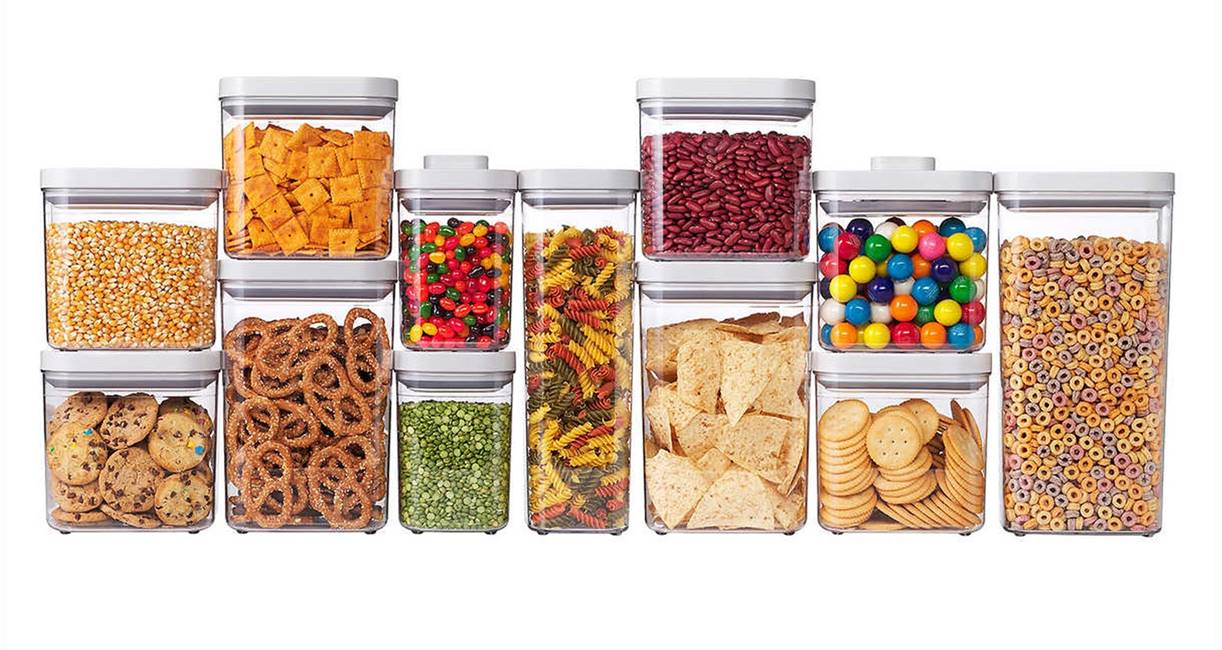 OXO SoftWorks 12 piece POP Container Set