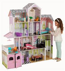 Grand Estate Dollhouse