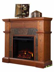 Bashard Electric Fireplace Media Console