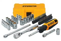 DeWalt 50 pc Mechanics Tool Set