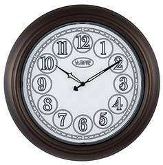 "La Crosse 18"" Lighted Dial Wall Clock"