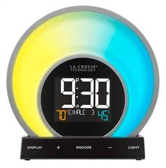 La Crosse Technology Soluna Light Alarm Clock