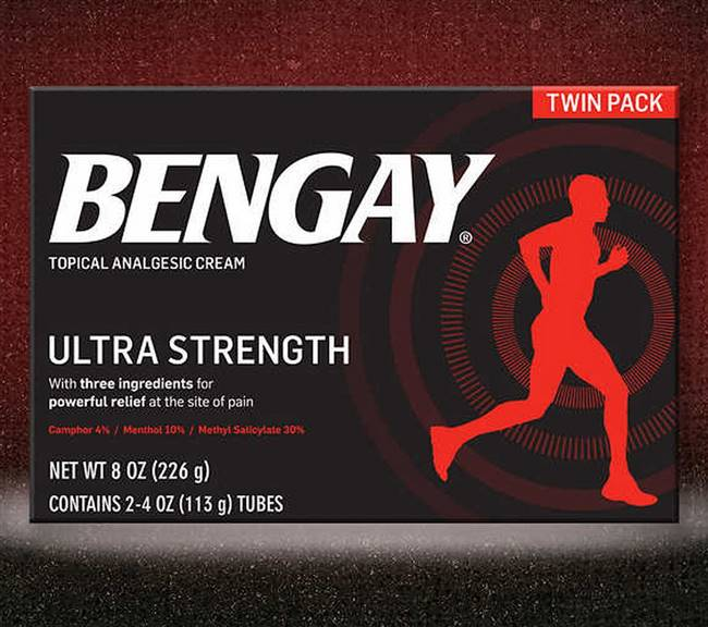 Ultra Strength BENGAY Pain Relieving Cream 8 oz