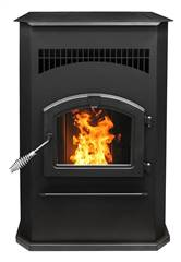 Pleasant Hearth 50000 BTU Cabinet Pellet Stove